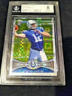 Leaf Unlucky as Andrew Luck Error Cards Discovered 17