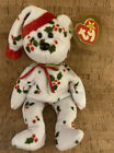 Ty Beanie Baby - 1998 Holiday Teddy PERFECT CONDITION