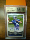 Leaf Unlucky as Andrew Luck Error Cards Discovered 16