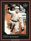 Christy Mathewson Cards and Autograph Guide 21