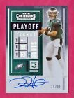 Top 100 Playoff Contenders Football Card Autographs of All-Time 40