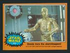 1978 Topps Star Wars Series 5 Trading Cards 13