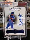 2017 Panini Flawless George Brett Autograph Flawless Finishes Auto # 15 Encased