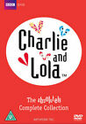 CHARLIE AND LOLA THE ABSOLUTELY COMPLETE COLLECTION BOXSET DVD UK NEW DVD