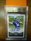 2012 Contenders Andrew Luck Championship Ticket 1/1 Closes at $42,300 4