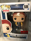 NIB Archie Andrews Funko POP # 586 (Hot Topic Exclusive) Riverdale Series