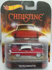 2014 HOT WHEELS RETRO ENTERTAINMENT 1 64 1958 PLYMOUTH FURY FROM CHRISTINE MOVIE