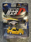 Jada Initial D Die Cast Collection MAZDA RX 7 FD3S YELLOW 164 Scale Model Car