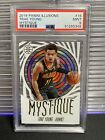 2019-20 Illusions Trae Young Mystique Acetate White Hobby Box SP PSA 9