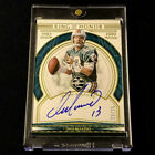 DAN MARINO 2020 PANINI LIMITED RING OF HONOR AUTOGRAPH AUTO #'D 25 DOLPHINS NFL
