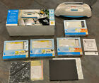 Your Story Book Binder and Laminator with Extra Supplies New