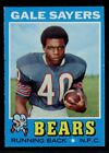 Top 10 Gale Sayers Football Cards 32