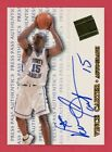 Vince Carter Rookie Cards and Autographed Memorabilia Guide 7