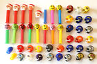 PEZ dispensers and vintage football helmets for custom characters