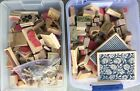 Huge Lot 357 TRL Mixed Themed Retired Wooden Rubber Stamps STAMPIN UP THOMAS