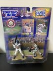 Derek Jeter 1999 Starting Lineup Figures Classic Doubles MLB Sealed New Yankees
