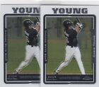Chris Young Baseball Cards: Rookie Cards Checklist and Buying Guide 28
