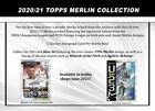 2020 21 Topps Merlin UEFA UCL champions League Hobby Box Sealed PRE SALE