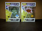 Funko Pop Independence Day ID4 Alien Chase Edition AND FYE Exclusive 4th Of July