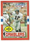 Jim Kelly Cards, Rookie Cards and Autograph Memorabila Guide 9