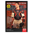 2021 Topps X Sports Illustrated Baseball Cards Checklist 13