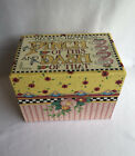 Mary Engelbreit Recipe Box 8 Tabbed Dividers Pinch of This Dash of That NEW