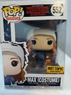 Funko Pop! Stranger Things MAX in Michael Myers Costume #552 Hot Topic Exclusive