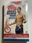 2012 Topps U.S Olympic Team hobby box Factory sealed- Auto, Michael Phelps Rc