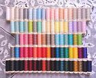 87 Different colors GUTERMANN 100 polyester sew all thread 110 yard spools