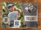 2021 Upper Deck Golf SP Game Used Hobby Box 🔥🔥 Factory Sealed