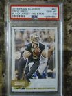 Drew Brees Rookie Cards Checklist and Autographed Memorabilia Guide 11