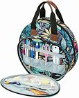 Color You Embroidery Bag Portable Embroidery Project Bag Storage Craft Supply