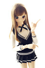 1 4 1 3 SD16 IP EID BJD Clothes Student Knitted Outfit Top+Vest+Pleated Skirt