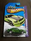 Hot Wheels 2013 07 Ford Mustang Super Treasure Hunt Brand New FREE SHIPPING