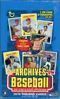 2018 TOPPS ARCHIVES HOBBY BOX - 2 AUTOS PER BOX - FACTORY SEALED OHTANI RC YEAR