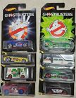 2016 Hot Wheels Ghostbusters COMPLETE SET of 8 Nice 15A