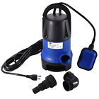 1980GPH Submersible Sump Pump 280W 110V Electric Water Pump Swimming Pool Pond