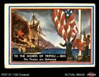 1953 Topps Fighting Marines Trading Cards 7