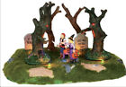 """RARE & RETIRED Lemax Spooky Town """"Are Those Trees Moving"""" NIB Halloween Village"""