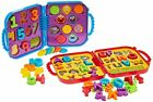 Sesame Street Learning Case Bundle On The Go Letters and Numbers Learning Toy