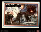 1953 Topps Fighting Marines Trading Cards 9