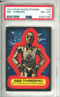 1977 Topps Star Wars Series 2 Trading Cards 79