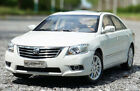 1 18 Toyota Camry 2008 6th generation Diecast Car Model Black White Toys Gifts