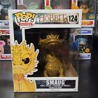 Funko Pop! The Hobbit Gold Smaug #124 Hot Topic Exclusive 6