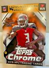 2015 Topps Chrome Football EXCLUSIVE Factory Sealed Blaster Box