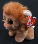 NWT NEW Ty Louis The Lion 5 1/4