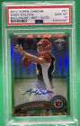Andy Dalton Cards, Rookie Card Checklist and Autographed Memorabilia Guide 86