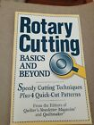 New OLFA Rotary Cutter RTY 2 G Rotary Cutting Basics  Beyond  Guide to Rotary