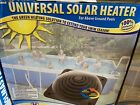 Universal Solar Heater for Above Ground Pools