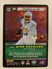 2021 Panini NFL Five Trading Card Game TCG Football Cards - Checklist Added 26